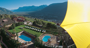 Vacation in the magnificent countryside of South Tyrol